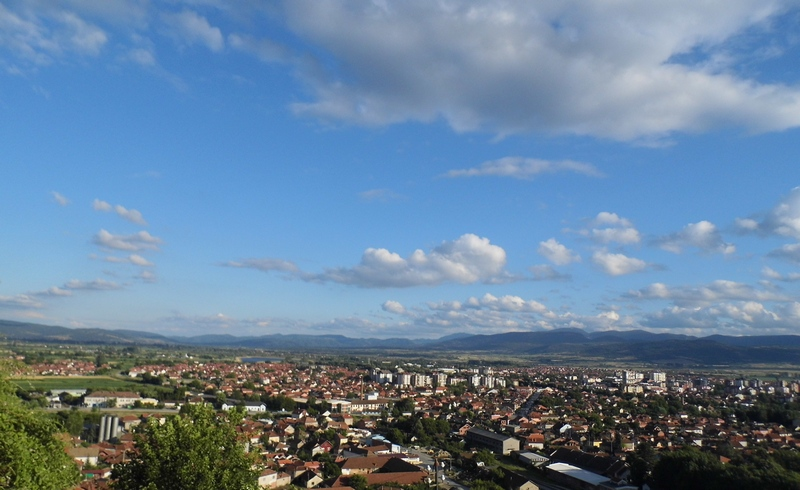 pirot panorama