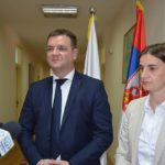 Ana Brnabić u Beloj Palanci o finansiranju lokalnih samouprava