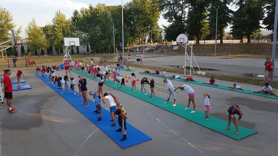 """Photo of GK """"Soko 2011"""" organizuje treninge gimnastičkog vežbanja"""