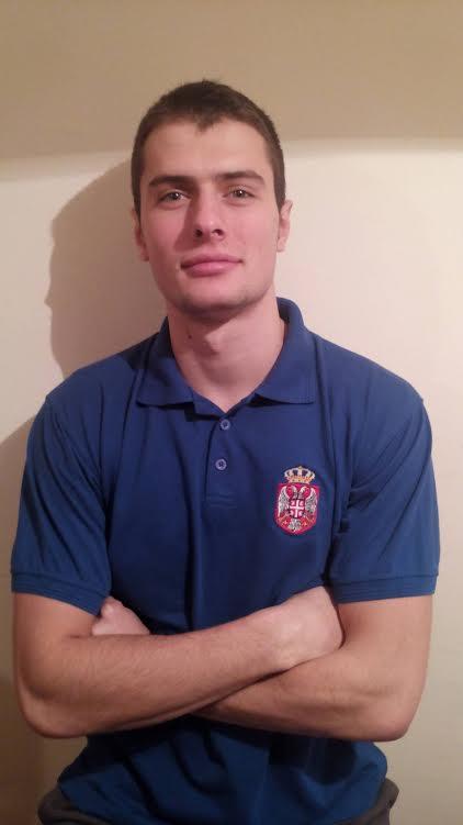 Photo of Uroš Mijalković na pripremama u Turskoj