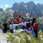 "PK ""Vidlič"" u pohodu na planinske vrhove u Sloveniji, Italiji i Švajcarskoj"