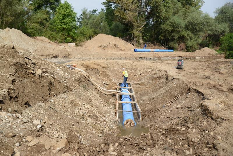 Photo of U pirotskim selima izgradjeno do sada preko 27 kilometara kanalizacione mreže