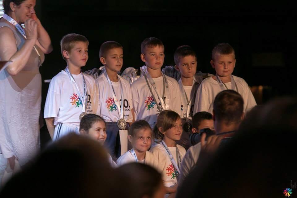 Photo of Pirotski školarci srebrni u Splitu