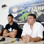 Trener Živković:Verujem u igrače Radničkog