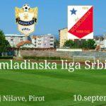 Subota - 13h: Omladinci Radničkog dočekuju Vojvodinu