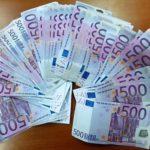 Zaplenjeno 60.000 evra na Gradini