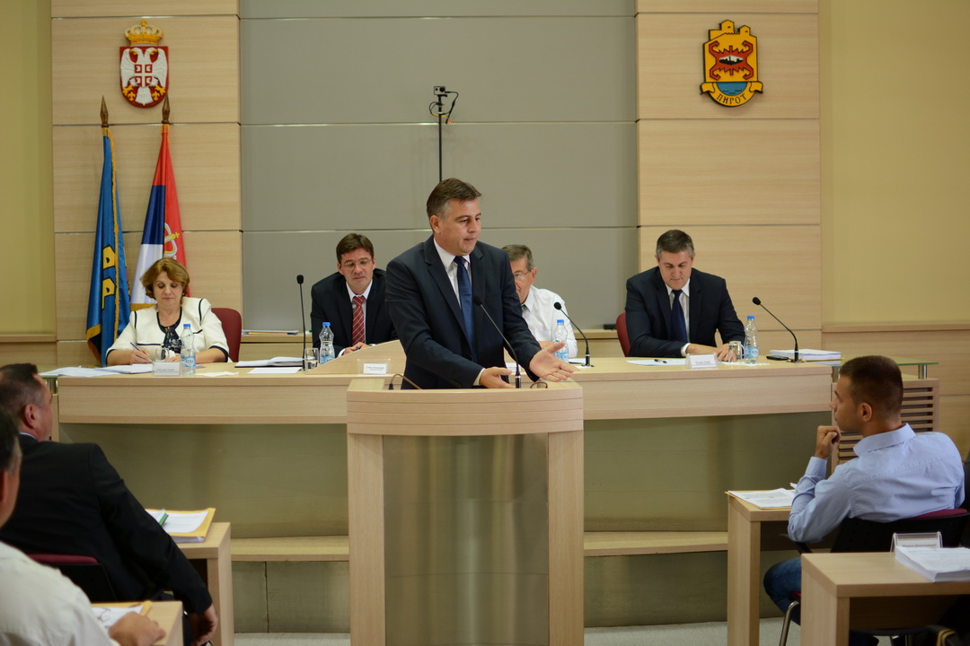 Photo of Konstitutivna sednica budućeg gradskog parlamenta zakazana za 20. avgust