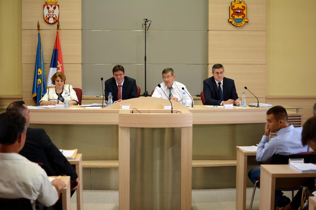 Photo of Održana Sednica Skupštine Grada Pirota. Usvojeni izveštaji o poslovanju javnih preduzeća