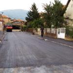 Asfaltirana i Hadži-Nešina ulica