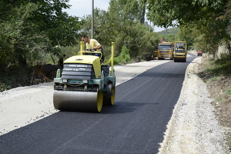 Photo of Više od milion evra za asfalt do Ponora, Malog i Velikog Suvodola