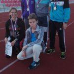 Četiri medalje za pirotske atletičare