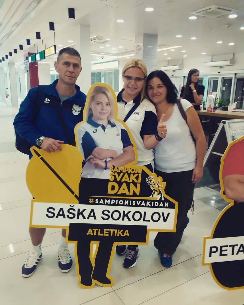 Photo of Doček srpskih paraolimpijaca večeras ispred Skupštine grada Beograda