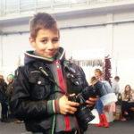 Lazar Aleksić - najmlađi pirotski fotograf