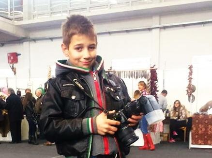 Photo of Lazar Aleksić – najmlađi pirotski fotograf
