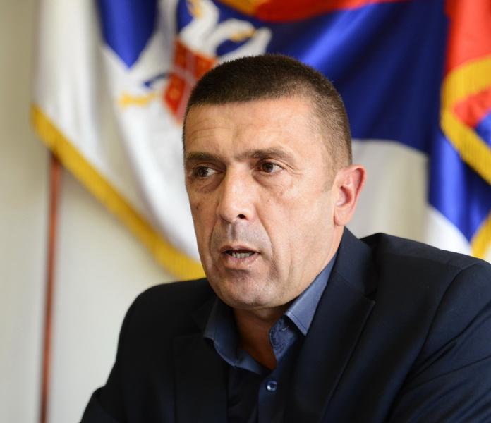 """Photo of Zoran Bogdanović novi načelnik PU Pirot, Virijević – """"prvi policajac"""" u Nišu"""