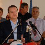 Dačić u Beloj Palanci: Nikada nećemo priznati Kosovo