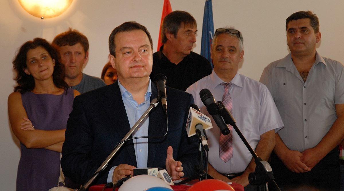 Photo of Dačić u Beloj Palanci: Nikada nećemo priznati Kosovo