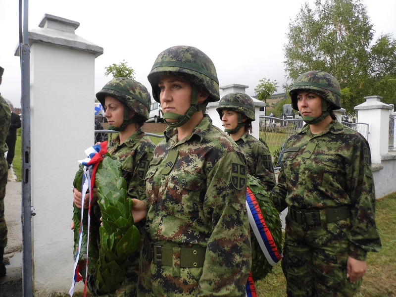 vojnikinje