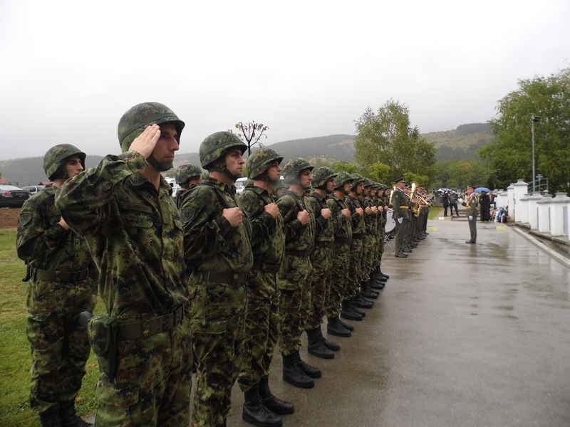 Photo of U Pirotu u sredu prezentacija naoružanja, opreme i vojnih veština Vojske Srbije