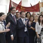 Vučić: Bela Palanka nam je podjednako važna kao i Beograd, Novi Sad…