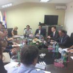 Ministar Šarčević posetio Belu Palanku