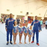 Odličan plasman gimnastičarki u Novom Sadu