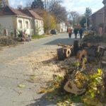 Uređuju se trotoari u ulici Save Kovačevića