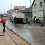 Završetak radova u ulici Kapetana Karanovića