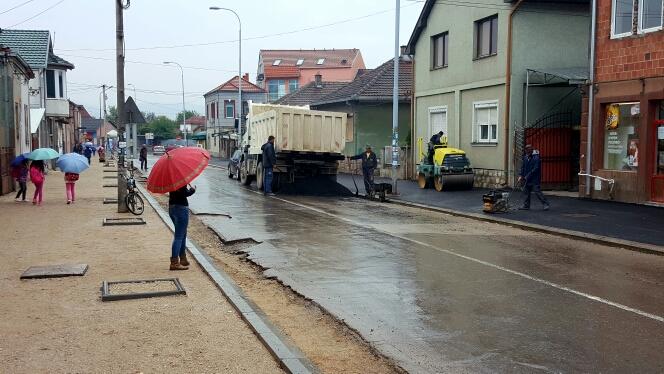 Photo of Završetak radova u ulici Kapetana Karanovića