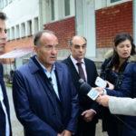 Ministar Šarčević: Obnovićemo rad Saobraćajno školskog centra u Pirotu