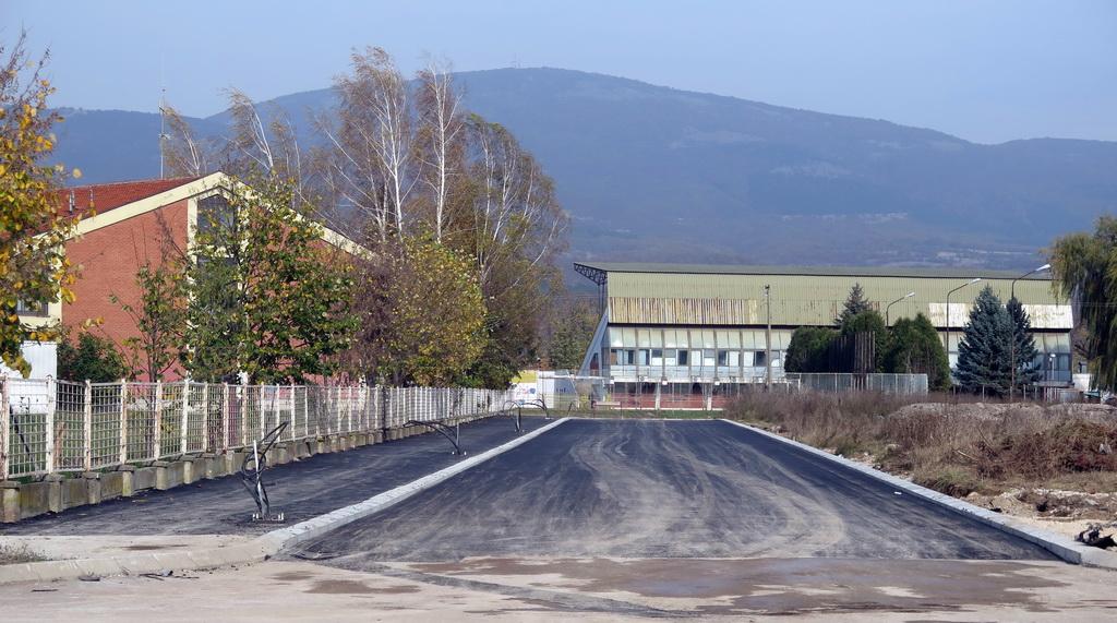 Photo of Asfaltiranje ulice Jovana Cvijića i Nišavske