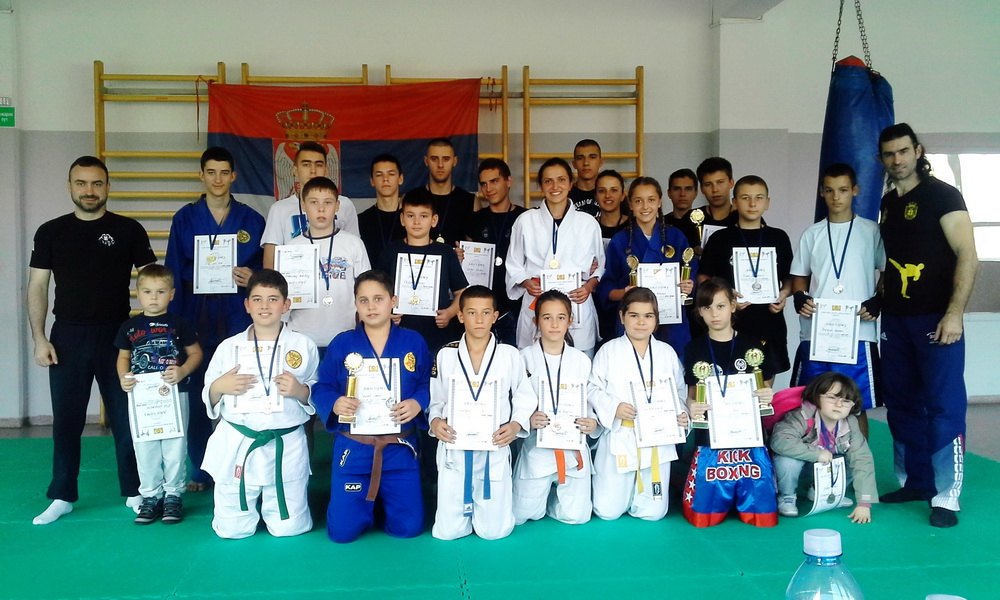 "Photo of Crne kobre organizovale turnir ""Pirot open 2016"""