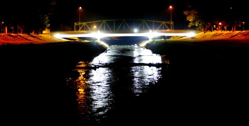 Photo of Rasveta na mostovima za još lepši Kej pored Nišave