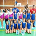 Gimnastičari uspešno startovali u novoj sezoni – tri srebra i zlato