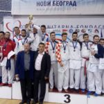 Zlato za Uroša na Trofeju Beograda