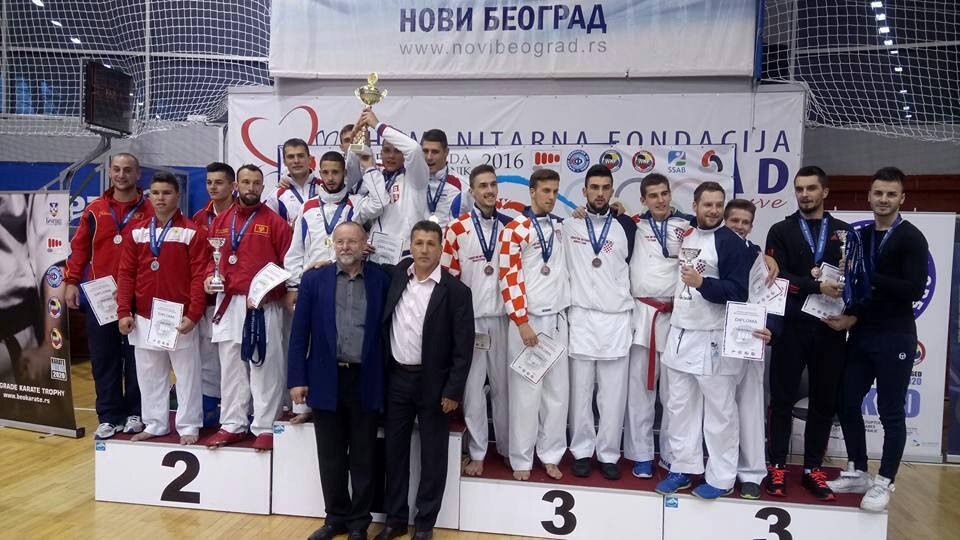 Photo of Zlato za Uroša na Trofeju Beograda