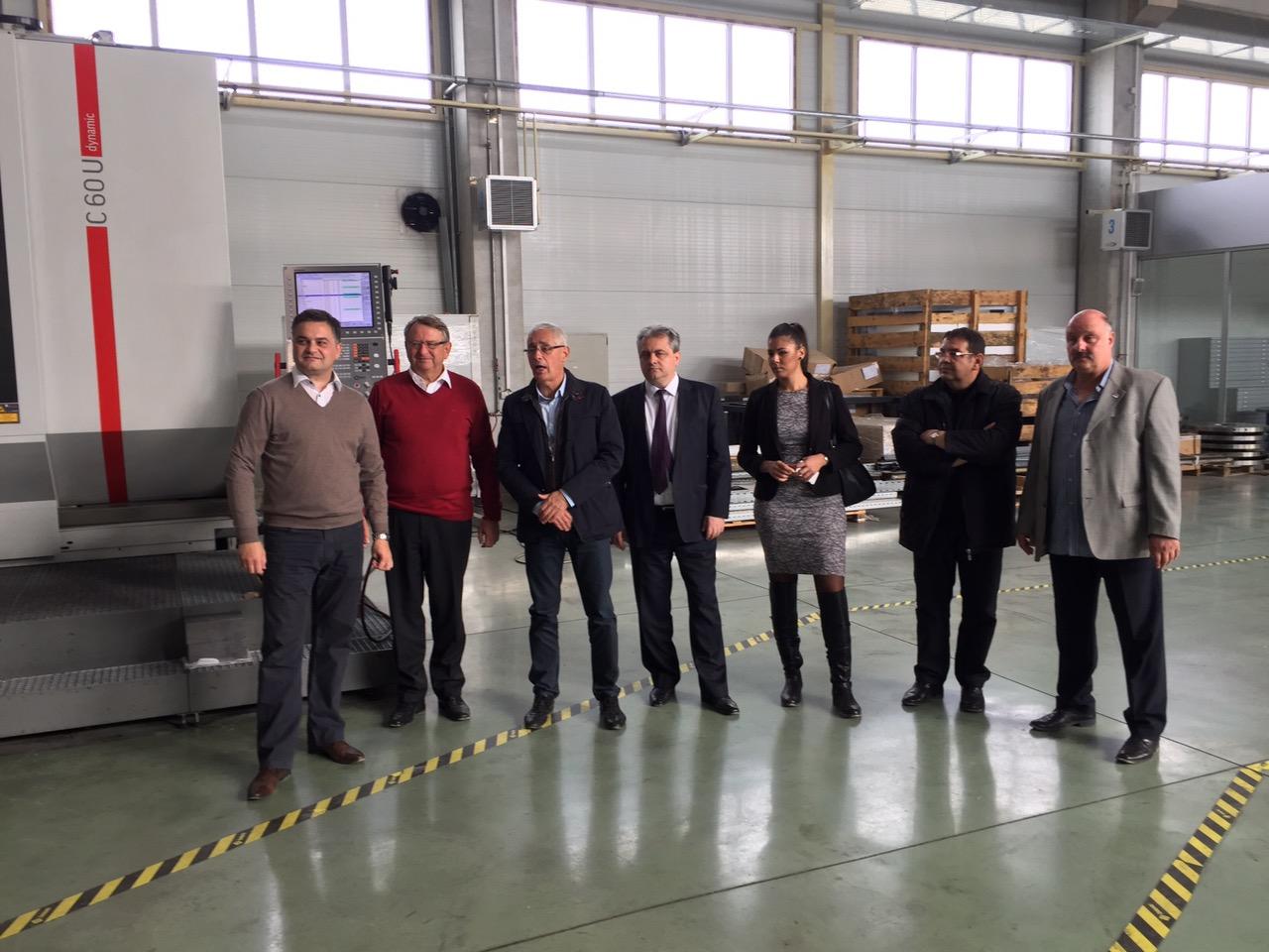 Photo of Državni sekretari posetili Slobodnu zonu Pirot