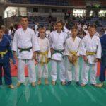 Pet medalja za džudiste