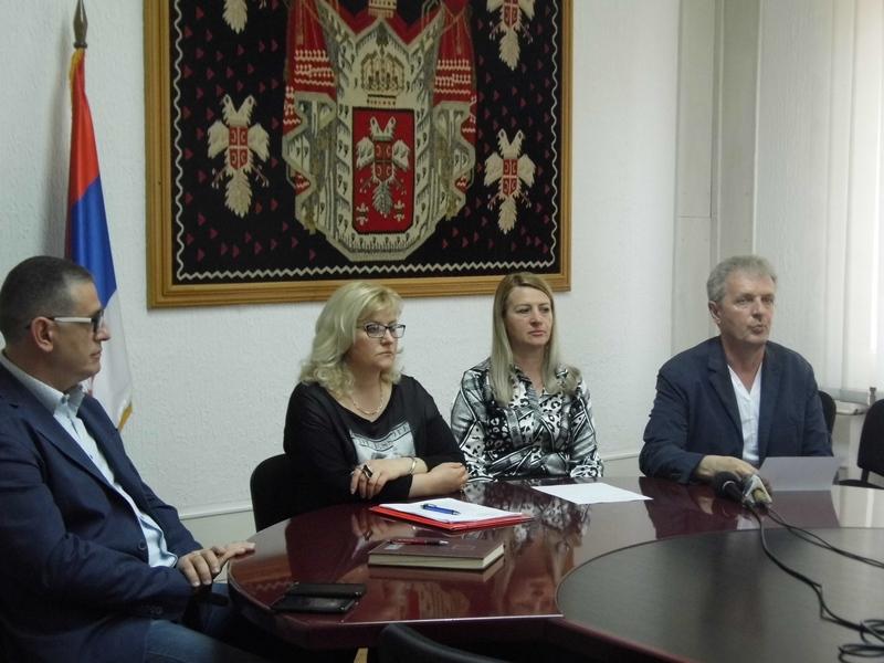Photo of Održana sednica Saveta okruga