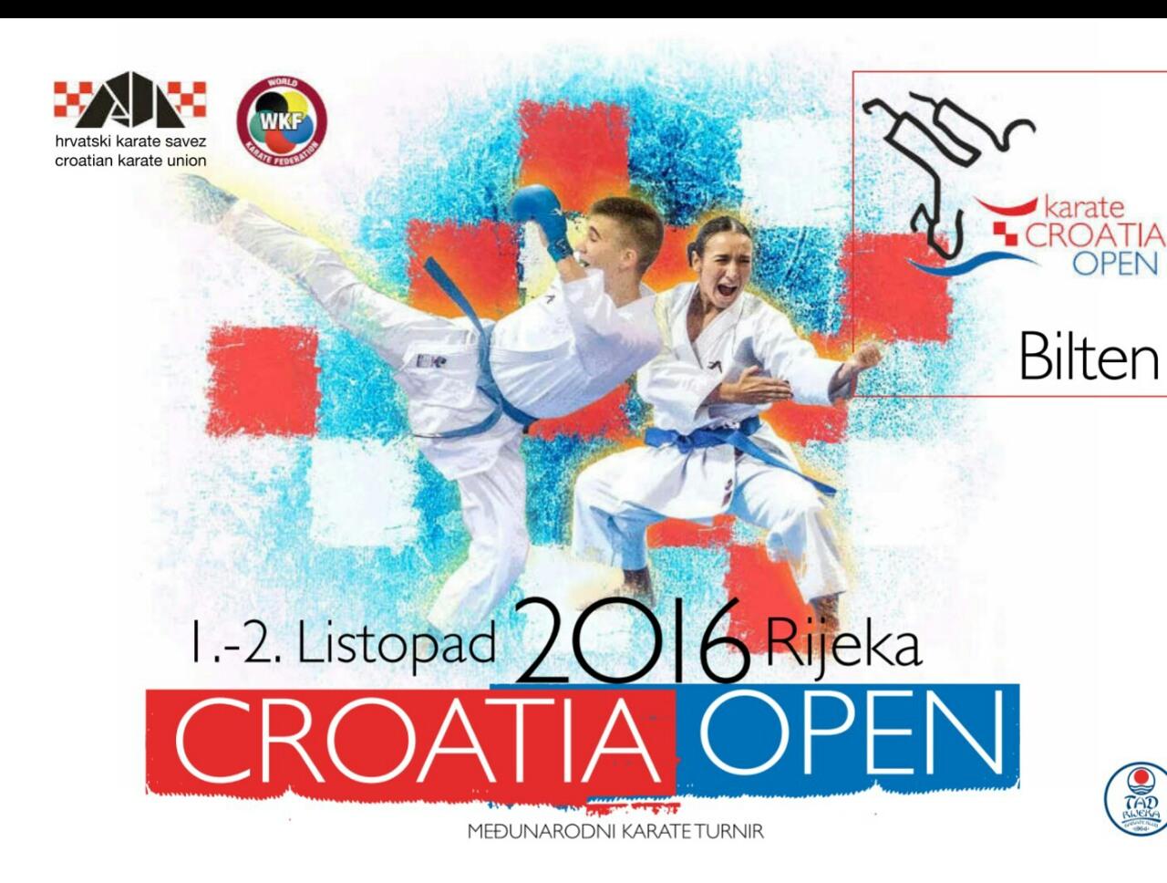 Photo of Urošu srebro na Kroacija open turniru u Rijeci