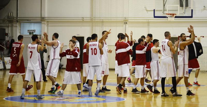 Photo of Košarkaši poraženi od ekipe Spartaka 78:80