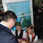 Premijer Aleksandar  Vučić u Beloj Palanci