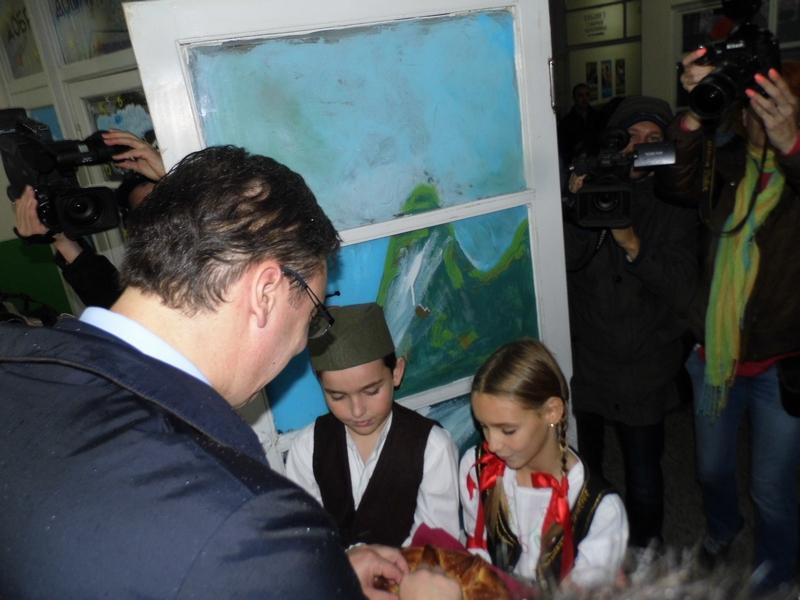 Photo of Premijer Aleksandar  Vučić u Beloj Palanci