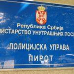 Pirotska Policija uhapsila dilera