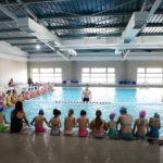 Besplatna škola plivanja u Zatvorenom bazenu