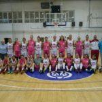 Košarkašice Gimnazijalca igrale protiv bugarskog prvoligaša