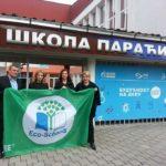Zelena eko zastava pirotskoj školi