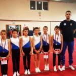 Uspešni gimnastičari