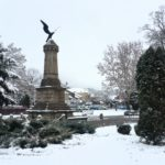 Prvi sneg u Pirotu