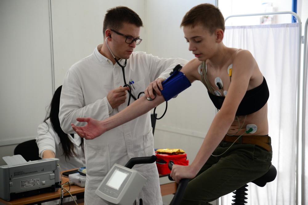 Photo of Otvorena Sportsko-medicinska ambulanta u kompleksu Zatvorenog bazena